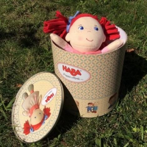 "Мягкая кукла ""Мирли""  (арт. 5738)"