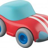 Машинка гоночная красная HABA