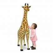 Огромный плюшевый жираф 1,40 м