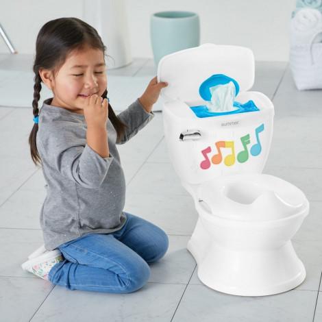 Горшок детский Summer Infant My Size Potty Музыкальный с подсветкой  (арт. 11936)
