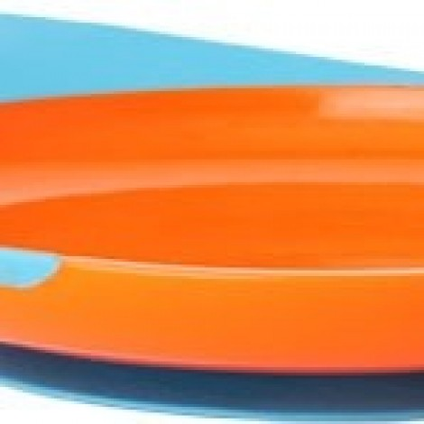 Catch Plate (Orange/Blue)