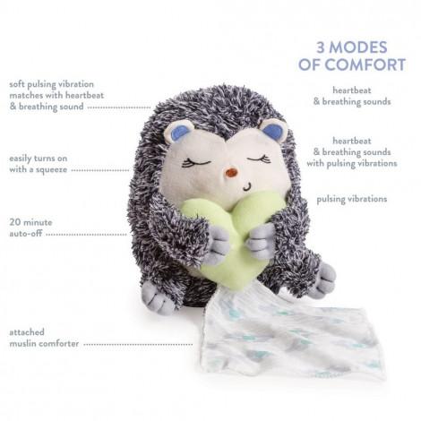 Мягкая игрушка Summer Infant Hedgehog Ежик с сердцебиением  (арт. 06726)