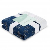 Муслиновое одеяло Gold Deco