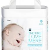 Подгузники-трусики детские Nature Love Mere, серия MAGIC SLIM FIT, размер L, 22 шт [7-11 kg]