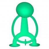 Игрушка Уги (Oogi Junior glow) 13 см