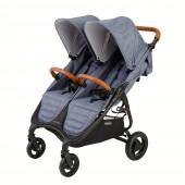 Прогулочна коляска Valco baby Snap Duo Trend цвет Denim
