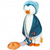 """Игрушка-держатель для соски """"Пингвин"""""""