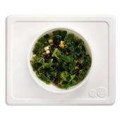 EZPZ - Силиконовая тарелка Mini Bowl, цвет Cream