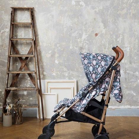 Elodie Details Stockholm Stroller 3.0 - Прогулочная коляска - трость Midnight Bells, новинка 2019  (арт. 80800123554SC)