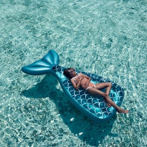 Матрас для плавания, Русалочка, 80x195 cm, до 100 кг Sunny Life  (арт. S0LLIEME)