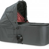 Люлька Carrycot Bumbleride Indie Twin цвет Dawn Grey Coral