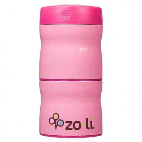 Термос для еды на 2 отделения This&That(Pink)