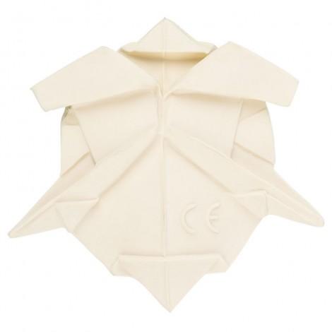 """Натуральный прорезыватель для зубов """"Черепаха Оригами"""" Oli&Carol  (арт. L-H2ORIGAMITURTLE-UNIT)"""