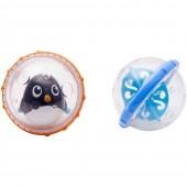 Плавающие пузырьки с Пингвином