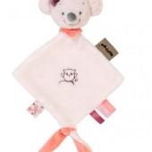 Мягкая игрушка Nattou маленькая Doodoo мышка Валентина