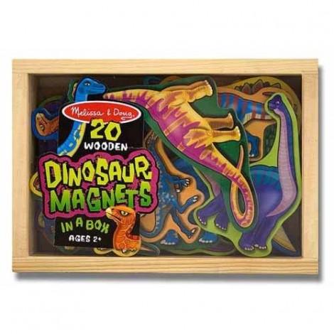 """Магнитный набор """"Динозавры""""  (арт. MD476)"""