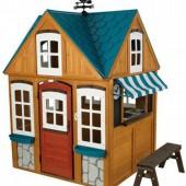 Деревянный игровой домик KidKraft Seaside Cottage