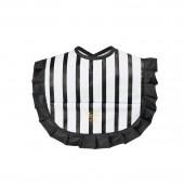Непромокаемый нагрудник с карманом Bjällra цвет Stripe