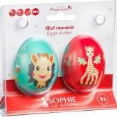 Развивающая игрушка Яйца-погремушки Vulli