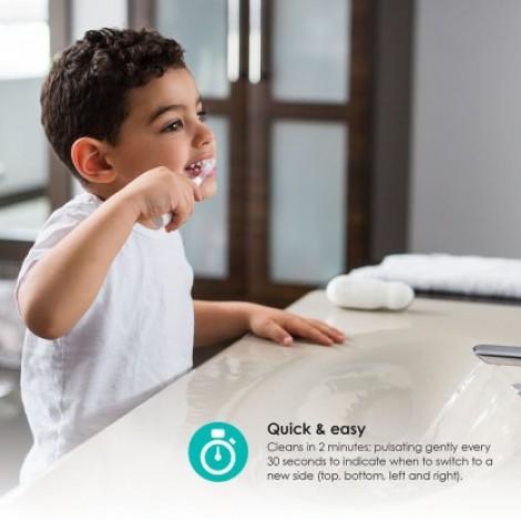 Ультразвуковая зубная щетка для младенцев bbluv™ Sönik  (арт. B0116)