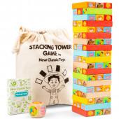 Развивающая игра Башня из блоков, New Classic Toys