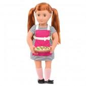 Набор Our Generation DELUXE Кукла Ноа готовит обед с книгой