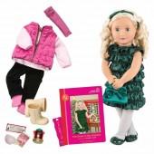 Набор Our Generation DELUXE Кукла Одри-Энн с книгой