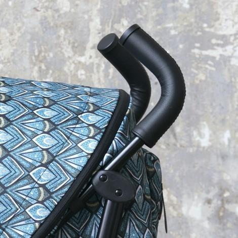 Elodie Details Stockholm Stroller 3.0 - Прогулочная коляска - трость Everest Feathers, новинка 2019  (арт. 80800124532SC)