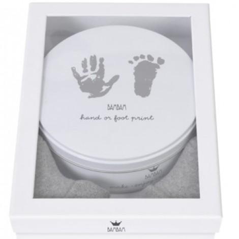 """Подарочный набор для новорожденного """"Отпечаток ручки, ножки, носочки"""" Bam Bam  (арт. 51170)"""
