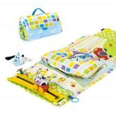 """Игровой развивающий коврик-сумка """"Малыш"""""""