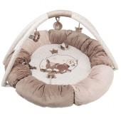 Развивающий коврик с дугами и подушками Макс, Ноа и Том