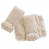 Мягкие накладки на ремни безопасности Teddy Bear Summer Infant