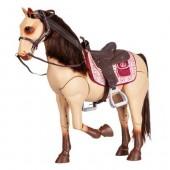 Игровая фигура Our Generation Конь Чемпион с аксессуарами 50 сантиметров