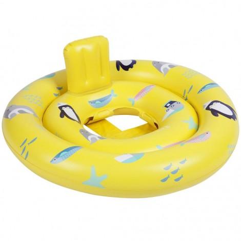 Круг-сидение для плавания для детей, Исследователь Sunny Life  (арт. S0LBASEX)