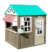 Деревянный детский домик KidKraft Coastal Cottage