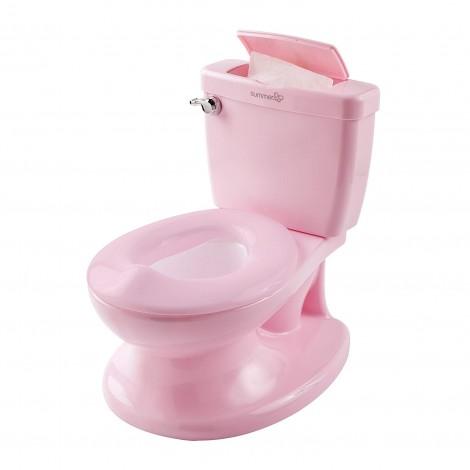 Детский горшок My Size Potty цвет Розовый Summer Infant  (арт. 11676)