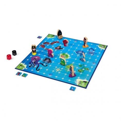 Настольная игра Janod Сумасшедшие пираты  (арт. J02740)