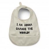 Слюнявчик Elodie Details - Change the World