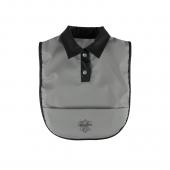 Непромокаемый нагрудник с карманом Bjällra цвет Black Collar