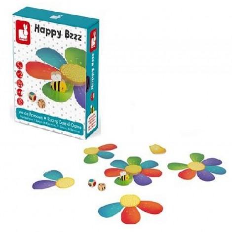 Настольная игра Janod Счастливая пчела  (арт. J02697)