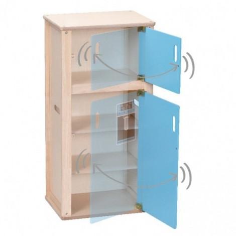 Игровой набор Wonderworld Холодильник  (арт. WW-4565)