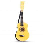 Гитара детская, желтая New Classic Toys