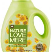 """Гель для стирки детской одежды """"Chrysanthemum Baby"""" Nature Love Mere 1.8 л, Корея"""