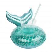 Надувной плавающий подстаканник для напитков Sunny Life