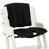 Вкладыш для стульчика Baby Dan Danchair черного цвета