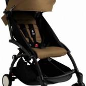 Прогулочная коляска BABYZEN YOYO Plus 6+ цвет Toffee шасси Black