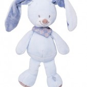 Мягкая игрушка Nattou кролик Бибу 28 см