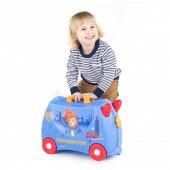 Детский чемодан для путешествий Paddington