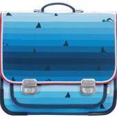 Портфель школьный 6-11 лет Jeune Premier (Piers) Акулы