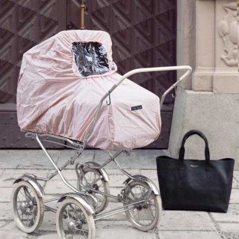 Дождевик для коляски, Powder Pink  (арт. 103763)